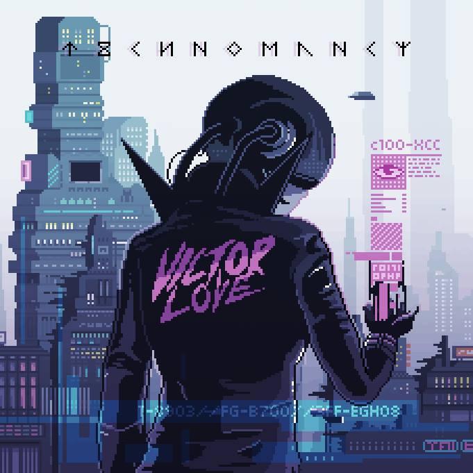 techonomancy cover art
