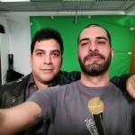 Vinz & Mario sul set